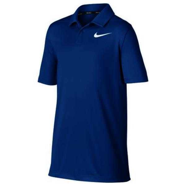 57b0e668 Nike Junior - Boys Dry-Fit Victory Polo Shirt Navy | Golf Store