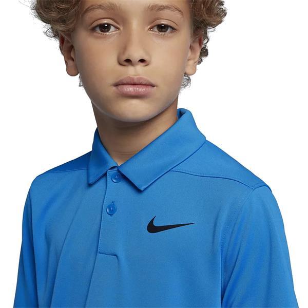 20bc6b82 Nike Junior - Boys Dry-Fit Victory Polo Shirt Royal | Golf Store