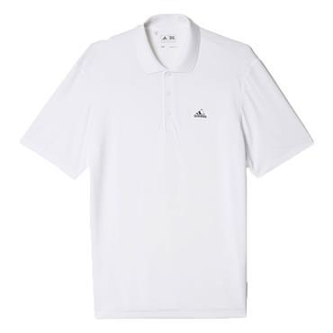 adidas Gents Performance Polo Shirt White