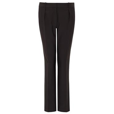 Green Lamb Ladies SLIMFIT Pencil Leg Trouser with Stretch Black