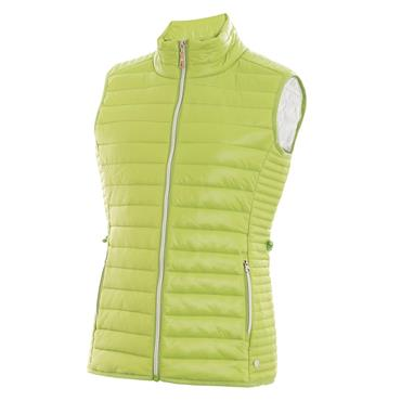 Green Lamb Ladies Jillian Core Padded Gilet Greenery