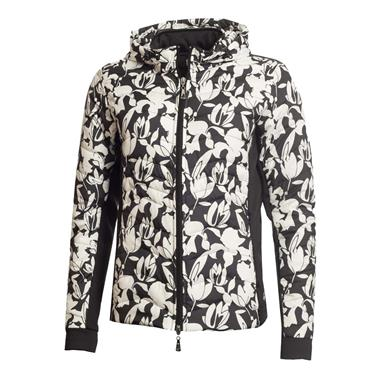 Green Lamb Ladies Justine Padded Jacket Black