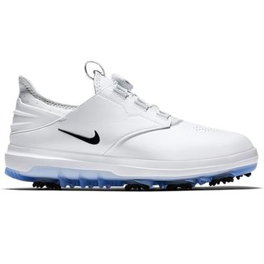 Nike Gents Air Zoom Direct BOA Golf Shoes White