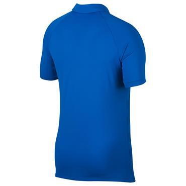 Nike Gents Zonal Cooling Polo Shirt Blue (465)