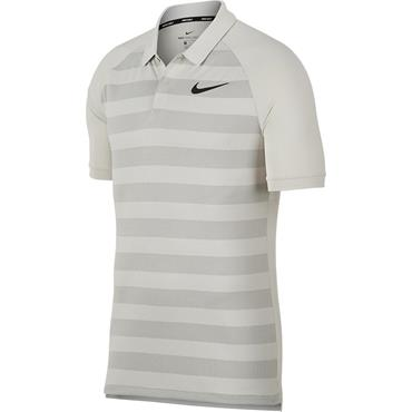 Nike Gents Zonal Cooling Polo Shirt Light Bone (072)
