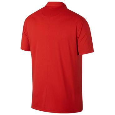 Nike Gents Dri Fit Essential Polo Shirt Red