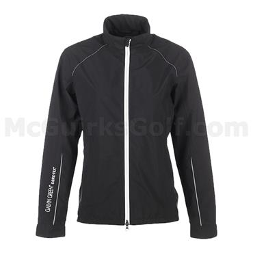 Galvin Green Ladies Angela Waterproof GORE-TEX Jacket Imperial Black - White - Silver