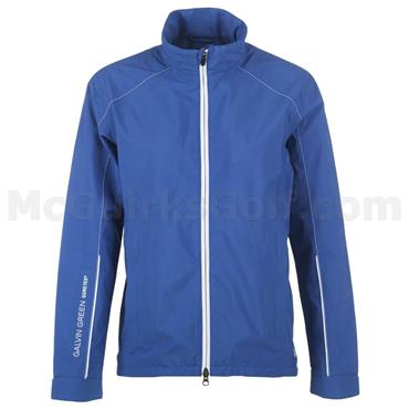 Galvin Green Ladies Angela Waterproof GORE-TEX Jacket Imperial Blue - White