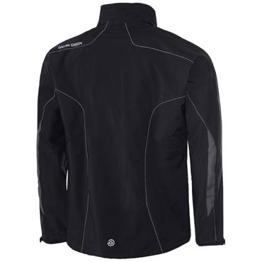Galvin Green Gents Angelo Waterproof GORE-TEX Paclite Jacket Black - Grey  - White