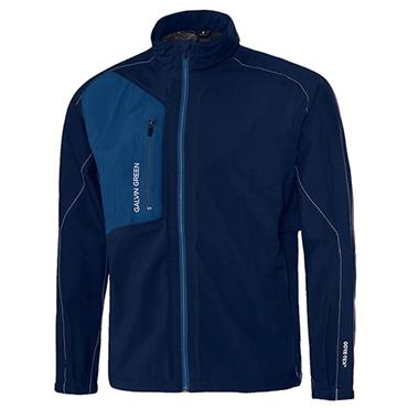 Galvin Green Gents Angelo Waterproof GORE-TEX Paclite Jacket Navy - Blue
