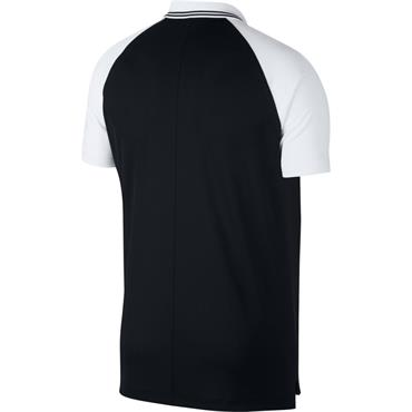 Nike Gents Tipped Essential Polo Shirt Black