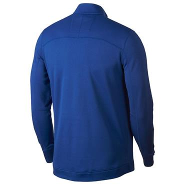 Nike Gents Therma Repel 1/2 Zip Pullover Royal