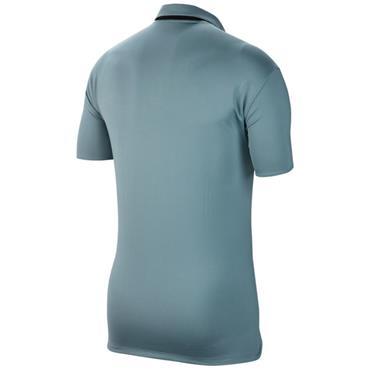 Nike Gents Dri Vapor Solid Polo Shirt Grey