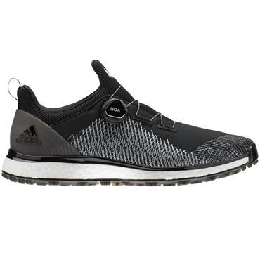 adidas Gents Forgefiber BOA Shoes Core Black