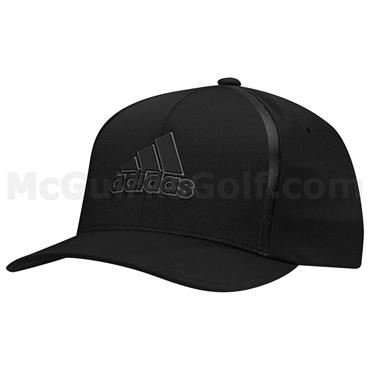 adidas Gents Tour Delta Textured Cap Black