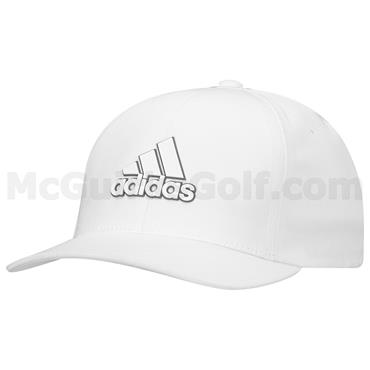 adidas Gents Tour Delta Textured Cap White