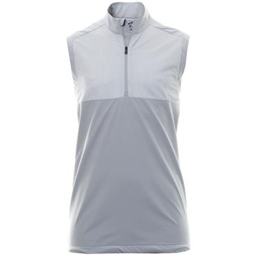 Adidas Gents Competition Stretch Wind Vest Grey