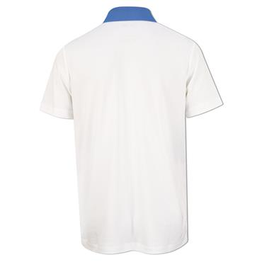 bd08fee6d68d ... Adidas Junior - Boys Merch Polo Shirt White