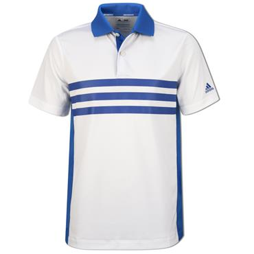 3cc9e2b3f8c2 Adidas Junior - Boys Merch Polo Shirt White ...