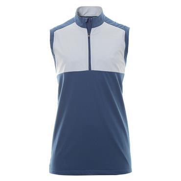adidas Gents Competition Stretch Wind Vest Dark Slate