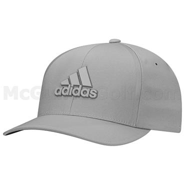 adidas Gents Tour Delta Textured Cap Mid Grey
