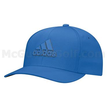 adidas Gents Tour Delta Textured Cap Blue