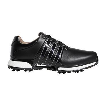 adidas Gents Tour360 XT Wide Shoes Core Black - Core Black - Silver Met.