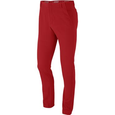Nike Gents Slim Fit Pants Red