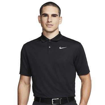 Nike Gents Dri-Fit Victory Polo Black