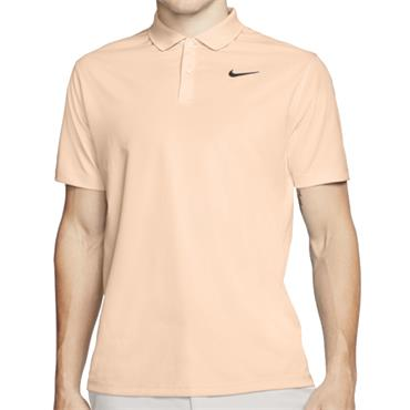 Nike Gents Dri-Fit Victory Polo Pink