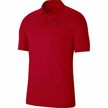 Nike Gents Dri-Fit Victory Polo Red 657