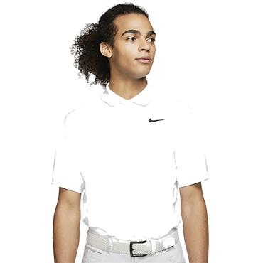 Nike Gents Dri-Fit Victory Polo White