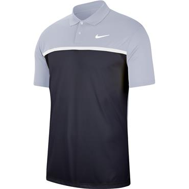 Nike Gents Dri-Fit Victory Polo Grey