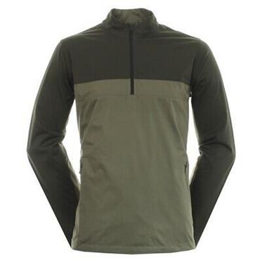 Nike Gents Victory 1/2 Zip Jacket Green 355