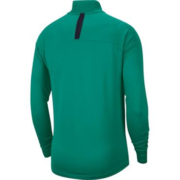 Nike Gents Dri-Fit Vapor Zip Top Green