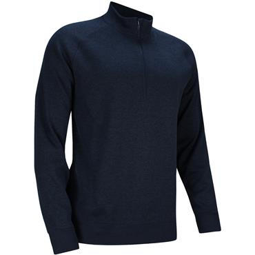 Nike Gents Dri-Fit Vapor Zip Top Obsidian (451)