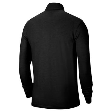 Nike Gents Dri-Fit Victory ½ Zip Top Black