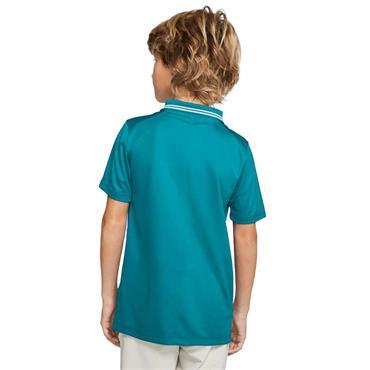Nike Junior - Boys Dri-Fit Victory Polo Shirt Aquamarine (Green)