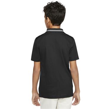 Nike Junior - Boys Dri-Fit Victory Polo Shirt Black