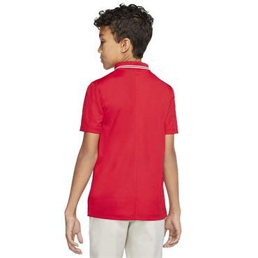 Nike Junior - Boys Dri-Fit Victory Polo Shirt University Red