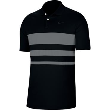 Nike Gents Dri-Fit Vapor Polo Black