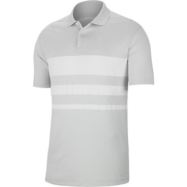 Nike Gents Dri-Fit Vapor Polo Platinum