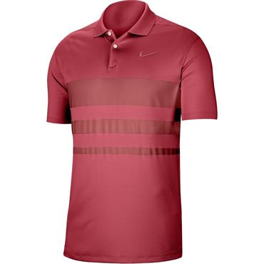 Nike Gents Dri-Fit Vapor Polo Red