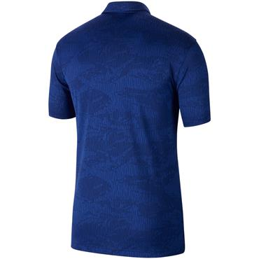 Nike Gents Dri-Fit Vapor Polo Blue