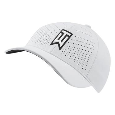 Nike Unisex Aerobill TW Hat White