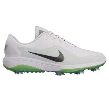 Nike Gents React Vapor 2 Golf Shoes White - Grey - Platinum