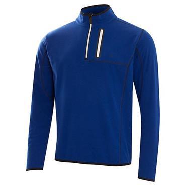 Calvin Klein Gents Swing Performance Fleece Blue