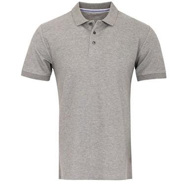 Calvin Klein Golf Gents Midtown Cotton Polo Grey