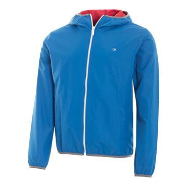 Calvin Klein Golf Gents 365 Wind Hooded Jacket Marine Blue