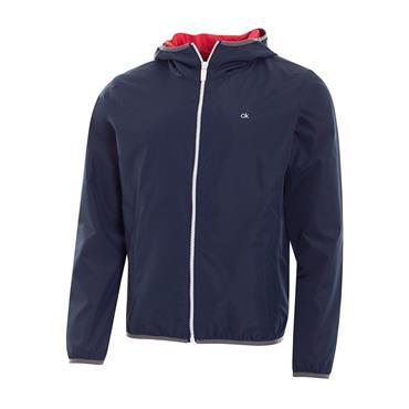 Calvin Klein Golf Gents 365 Wind Hooded Jacket Navy